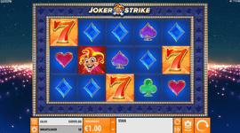 joker strike automaten