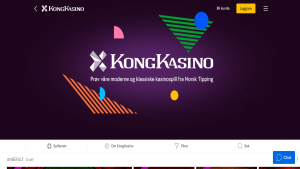 Norsk Tipping KongKasino vurdering